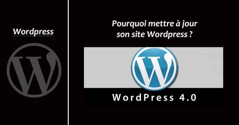 MAJ Wordpress