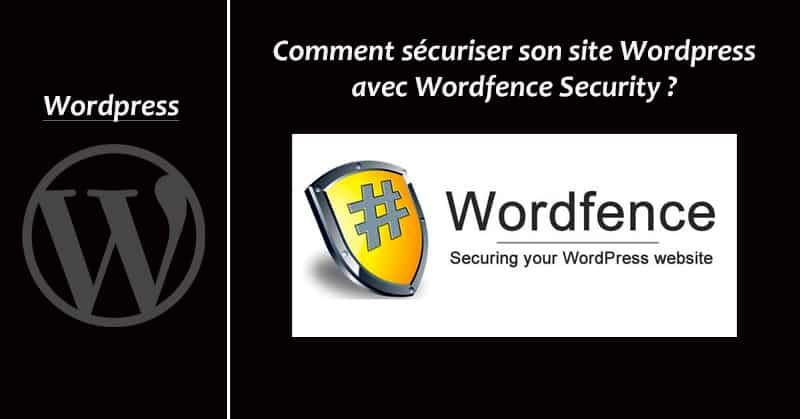 Wordpress avec Wordfence