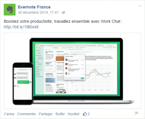 Evernote_fonction