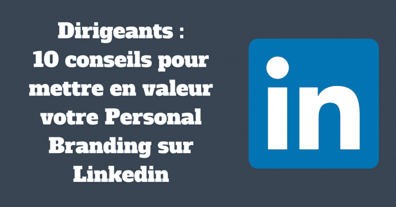 Dirigeants LinkedIn