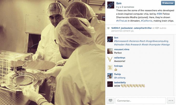 Ibm Instagram 2 - Formation reseaux sociaux