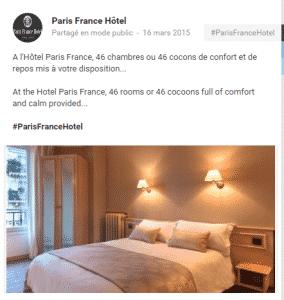 Hotel3 - Formation reseaux sociaux