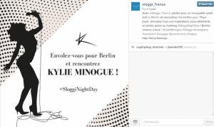 Sloggi Instagram - Formation reseaux sociaux