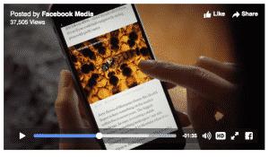 Instant Articles FB