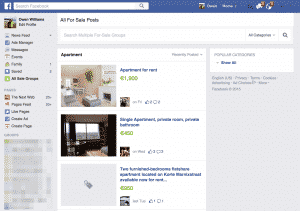 Ventes Groupes Facebook