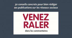 Conseils redaction de publications