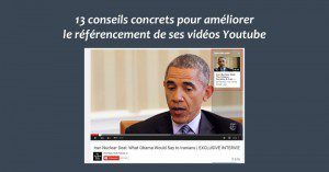 Referencement Youtube
