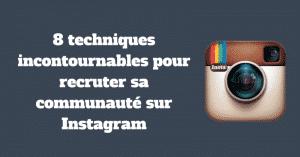 Techniques Instagram