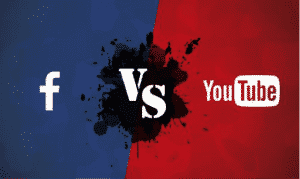 Facebook - Youtube
