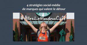 Strategies social-media pertinentes