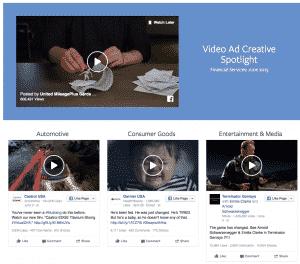 Video Ad Creative Spotlight
