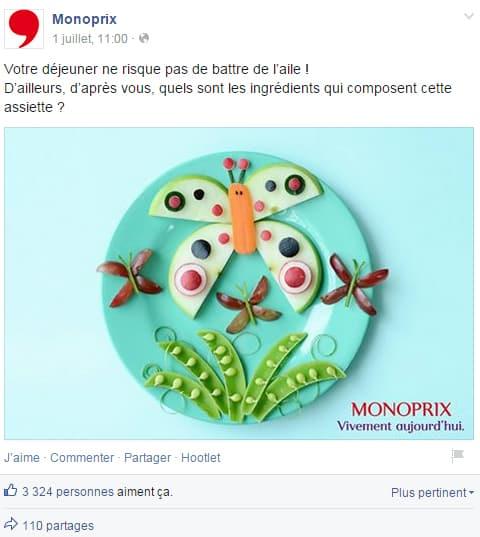 monoprix-social-media