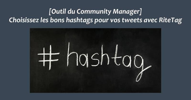 Choisir ses hashtags