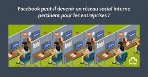 Facebook Reseau Social Entreprise