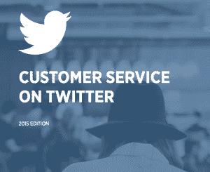 Livre blanc Relation Client Twitter