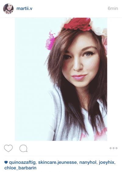 Mode Portrait Instagram