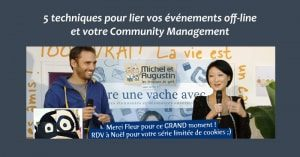 Offline et Community Management