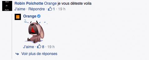 Orange CM