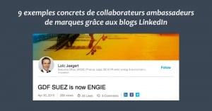 Ambassadeurs LinkedIn