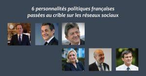 Personnalites Politiques Reseaux Sociaux