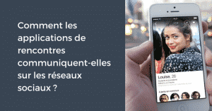 Apps de rencontre