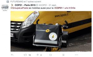 COP21TwitterPoste