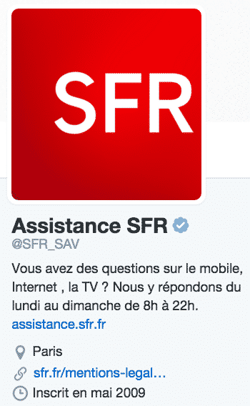 SFRassistance