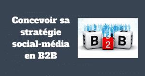 Strategie social-media B2B