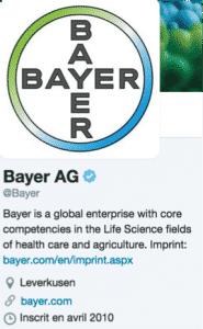 bayerAG