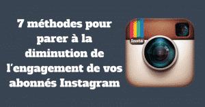 Abonnes Instagram