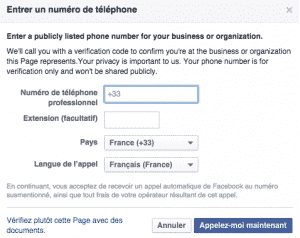 Appel Telephone Facebook