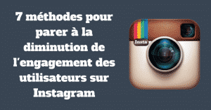 Engagement Utilisateurs Instagram