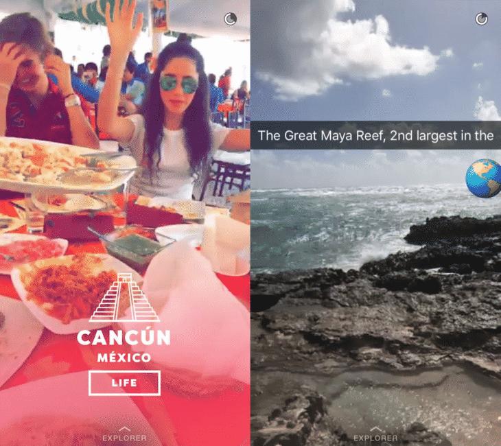 Stories Cancun