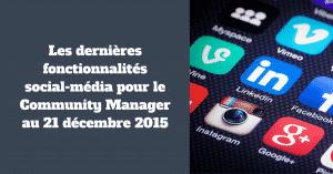 Fonctionnalites Community Manager 21122015