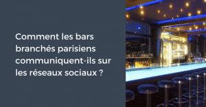 Bars Reseaux Sociaux