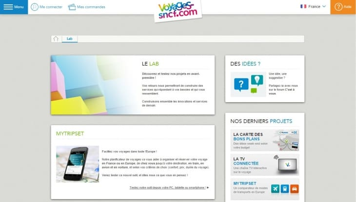SNCF Lab