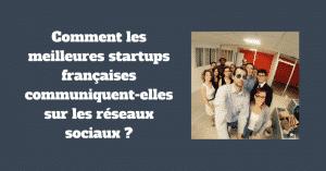 Startups Reseaux Sociaux