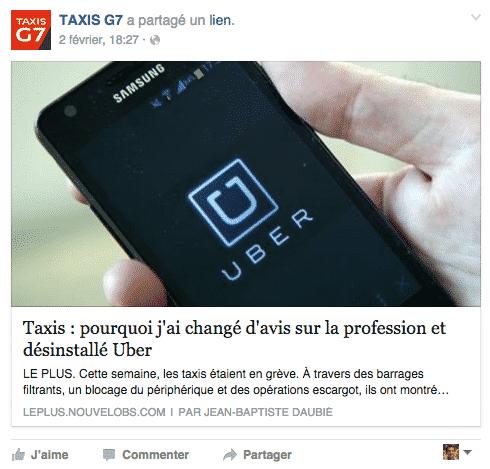 G7 Uber