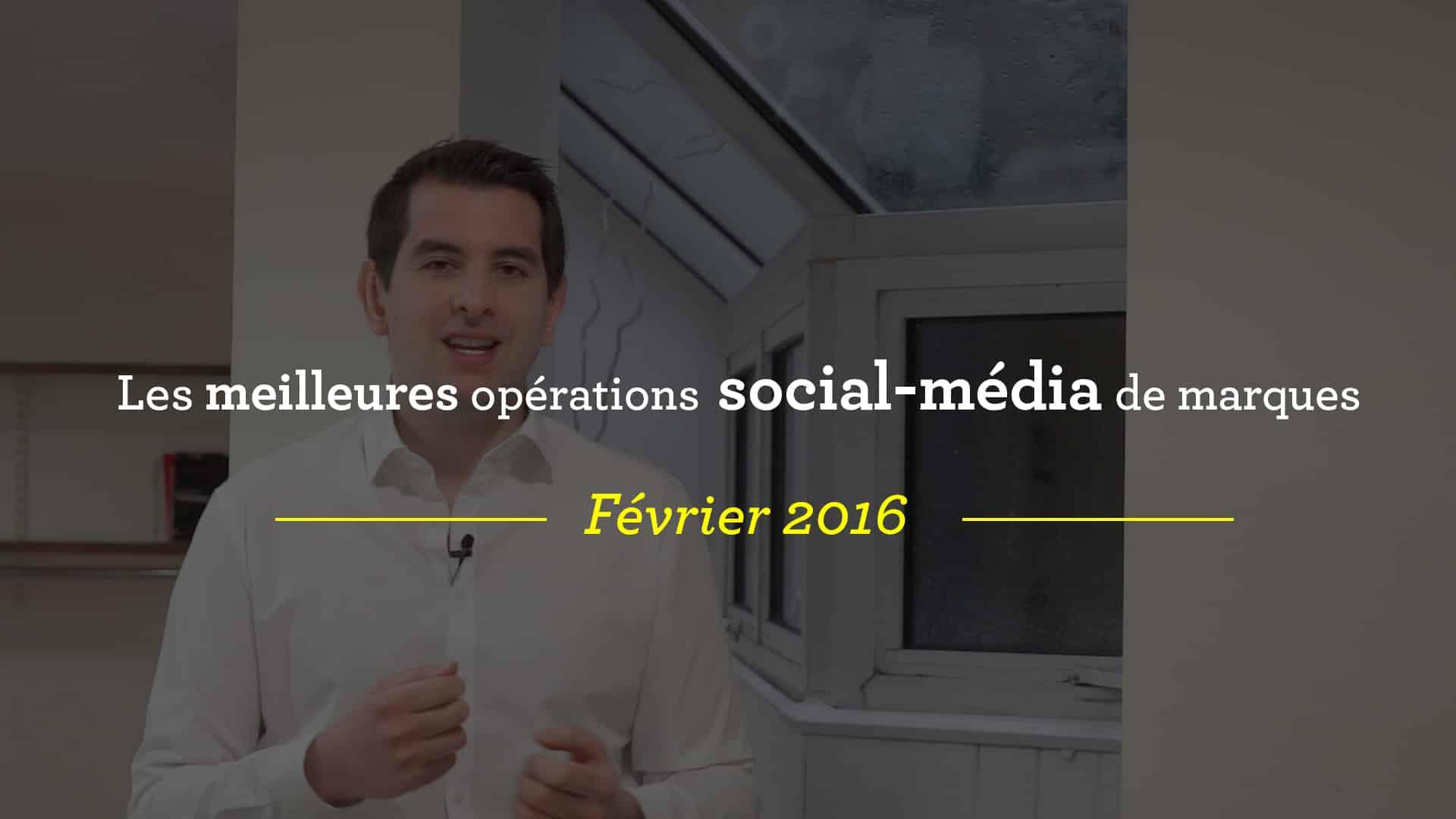 Operations Social Media