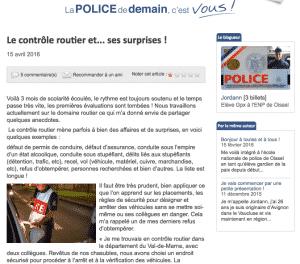Police Nationale Recrute
