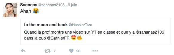 Exemple Emojis Tweet