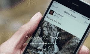 Panoramique Facebook 360
