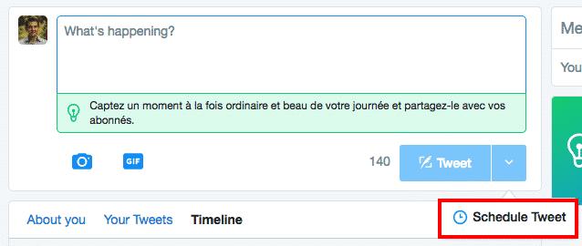 Programmer Tweets Dashboard