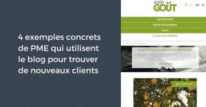 Trouver des clients avec le blog