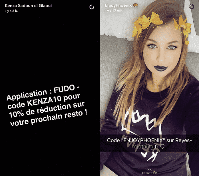 influenceurs-snapchat