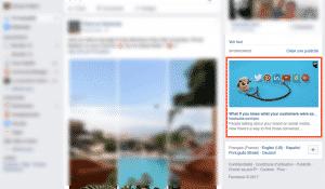 Publicite Hootsuite