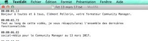 Format Texte MacOs2