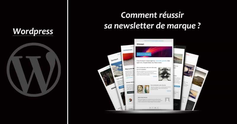 Newsletter de marque