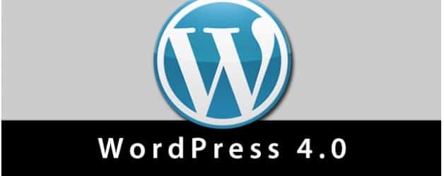 wordpress4.0