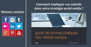 Comment impliquer vos salariés dans votre stratégie social-média ?